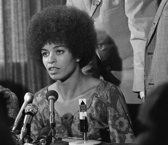 Angela Davis Returns to UCLA   UCLA Film & Television Archive