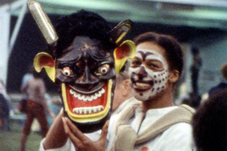 Festival of Mask (1982)