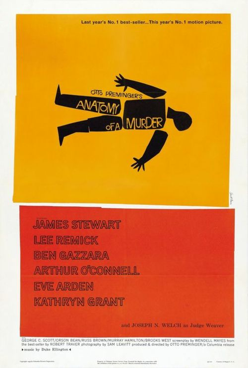 Saul Bass Anatomy Of Film Design 2014 Ucla Film Television