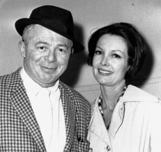 Billy and Audrey Wilder