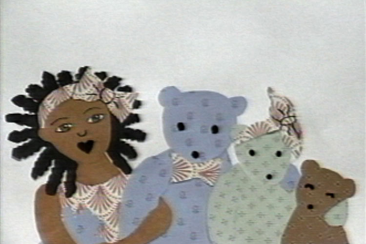 Dreadlocks and the Three Bears (1991)