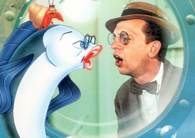 The incredible mr limpet 1964 ucla film television for Don knotts fish movie