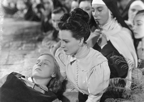 Muchachas De Uniforme 1951 Ucla Film Television Archive