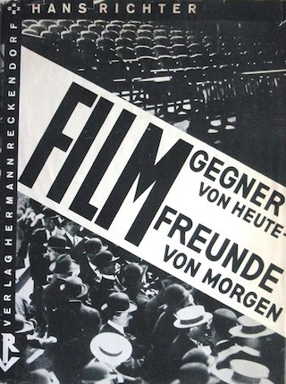 hans richter film essay Essays on the essay film (film and culture series)  it features texts on the foundations of the essay film by writers such as hans richter and andré bazin.