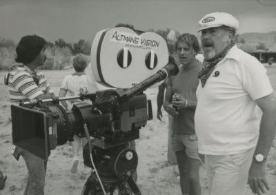 Robert Altman behind-the-scenes