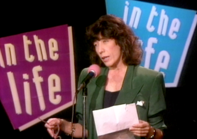 Actress Lily Tomlin on In the Life