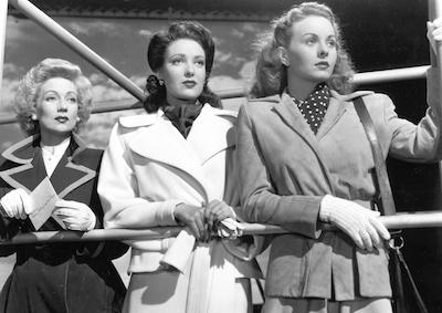 Image result for a letter to three wives 1949