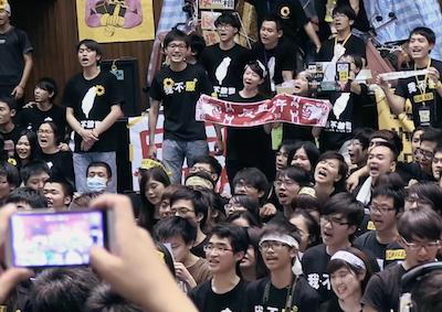 Our Youth in Taiwan