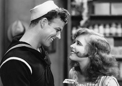 True to the Navy (1930)