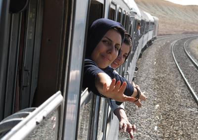 Unwelcome in Tehran (2012)