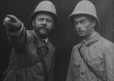With the Greeks in the Firing Line (1913)