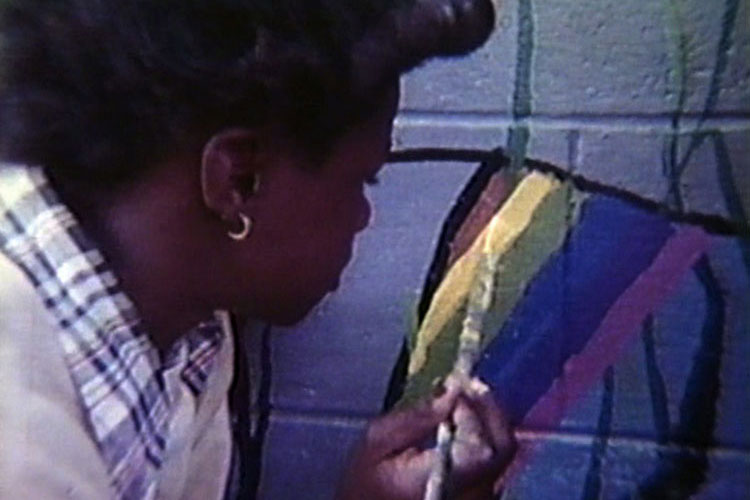 Varnette's World: A Study of a Young Artist (1979)